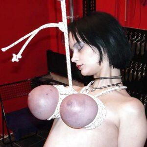 Anita torture Breast torture